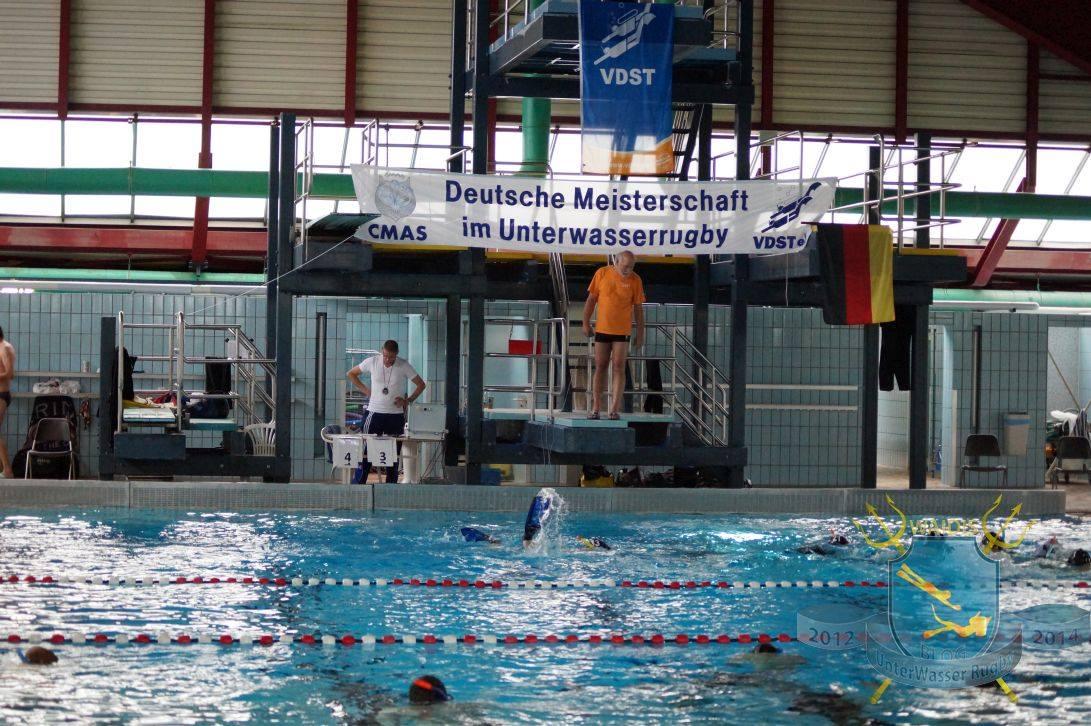 Deutsche Jugendmeisterschaft 2015 im Unterwasserrugby – Aftermovie