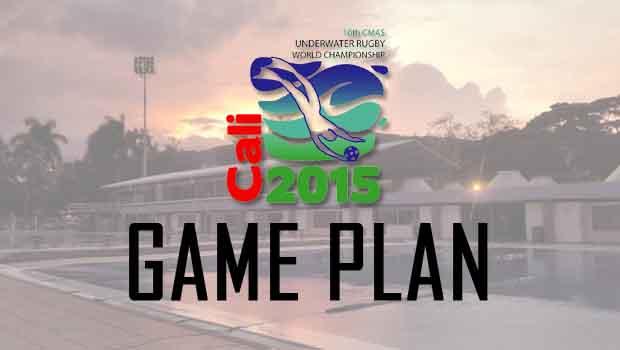 Spielplan von der UWR Weltmeisterschaft 2015