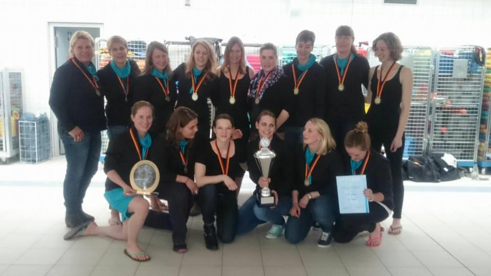 UC Langen Deutscher Meister Damen 2016