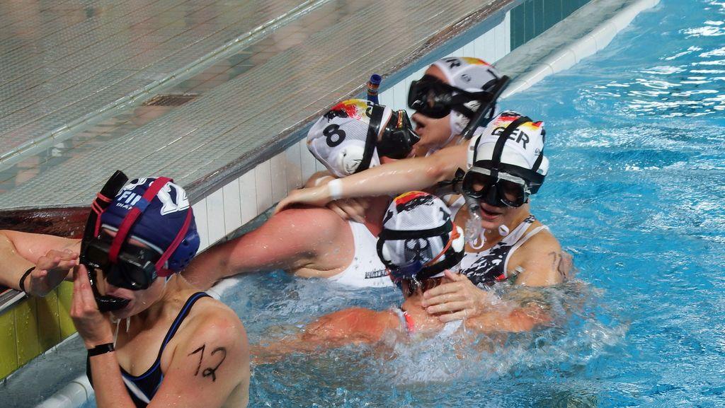 Deutsche Damen im Finale