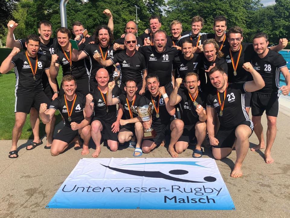 TSV Malsch bricht Siegesserie von TC Bamberg