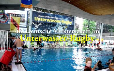 Deutsche Unterwasser Rugby Meisterschaft 2019 – #DM19 Aftermovie
